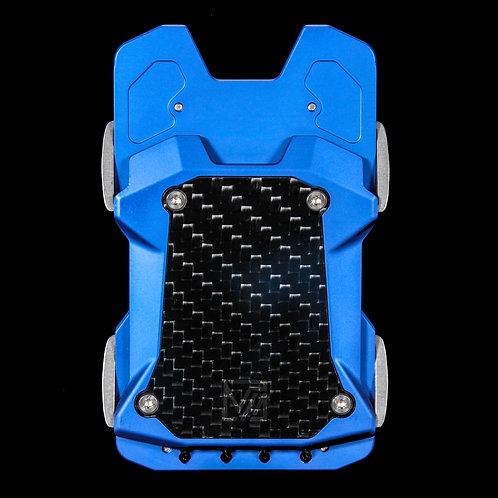 F1 BLUE CARBON FIBER