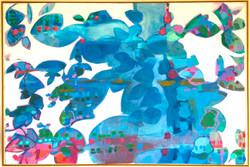 acrylic on canvas, 185x125cm