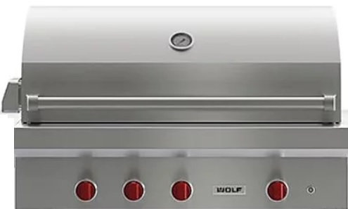 Wolf ICBOG42 107cm outdoor grill