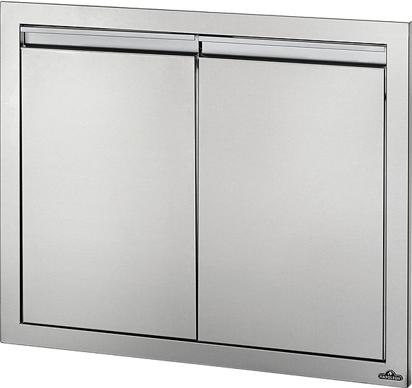 Napoleon 91 cm Double  Built In Doors  (BI-3624-2D)