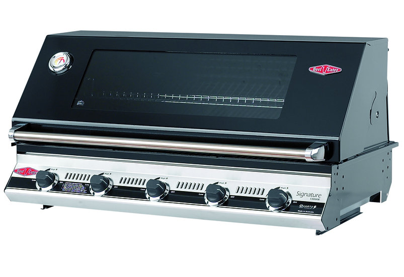 BeefEater 5 Burner S3000E Built-in Gas Grill (BS19952)