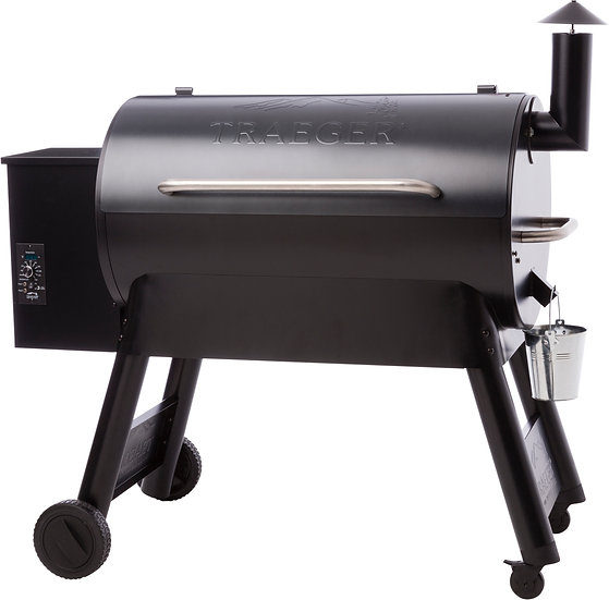 Traeger Pro 34 Blue Wood-Fired Grill