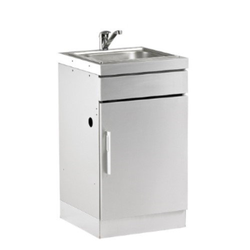 BeefEater Discovery Stainless Steel Sink Cabinet (BD77010)