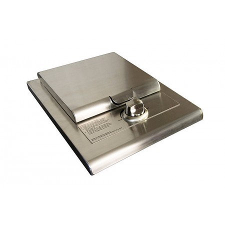 BeefEater Stainless Steel Built In Side Burner (BS26410)