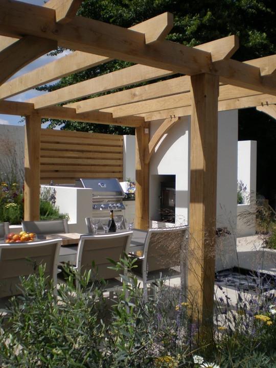 Kitchen in the Garden - Napoleon