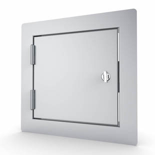 "Sunstone Classic Utility Access Door 12"" x 12"" (C-SD12)"