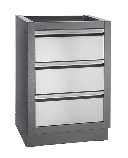 Napoleon Oasis Three Drawer Module