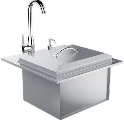 Sunstone Premium Drop-In Sink (B-PS21)