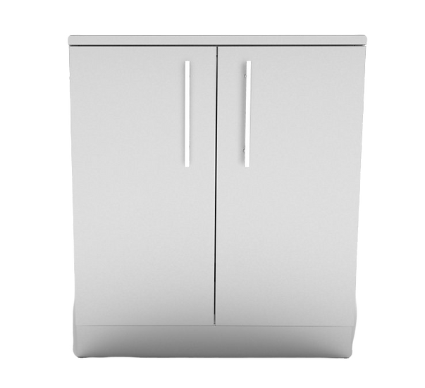 Sunstone Storage Cabinet with Double Door - excludes worktop & sink (SBC30FDD)