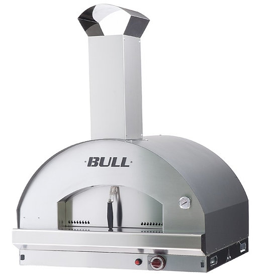 Bull Extra Large Gas-Fuelled Pizza Oven (80x60cm) (66140CE)