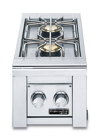 Lynx Built-In Double Side Burner (CSB2-2)