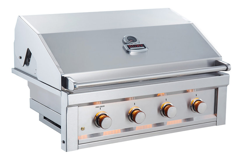 Sunstone RUBY 4 Burner Gas Grill (RUBY4B-IR)