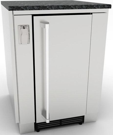 Sunstone Cabinet for Fridge with Plug Whole (SAC24APC)