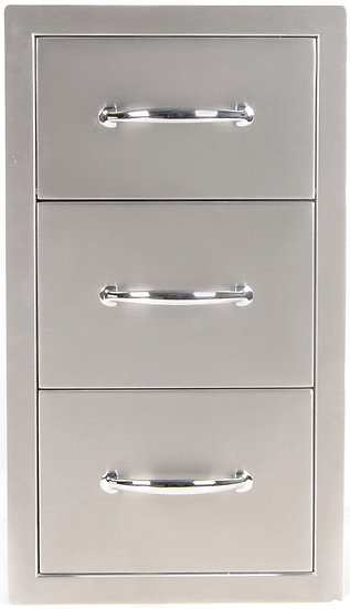 Sunstone Classic Double Drawers & Paper Holder Combo (A-DPCF)