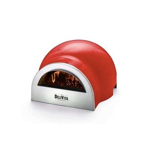 Delivita Oven (Chilli Red - 1005)