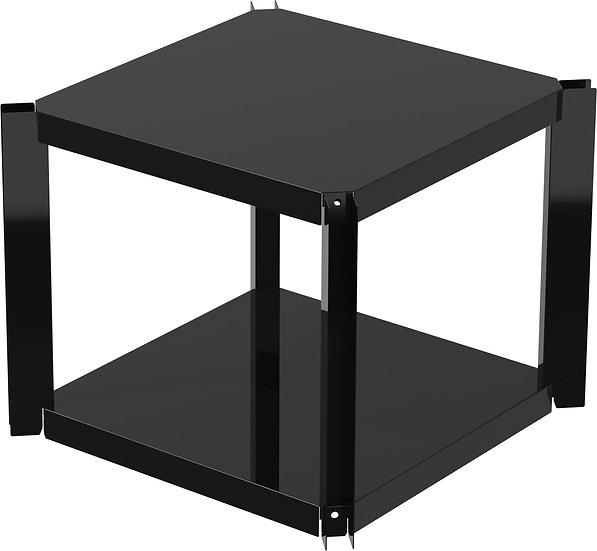 OneQ Black Shelf