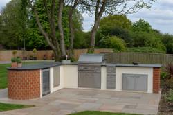Modern Berkshire by Kitchen in the Garde