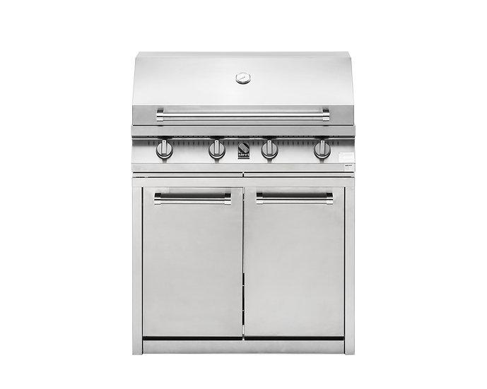 Steel Cuisine BBQ G9BS-4C