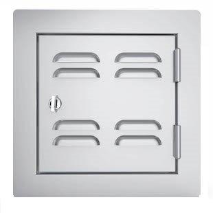 """Sunstone Classic Utility Access Vented Door 12"""" x 12"""" (C-VSDR12)"""