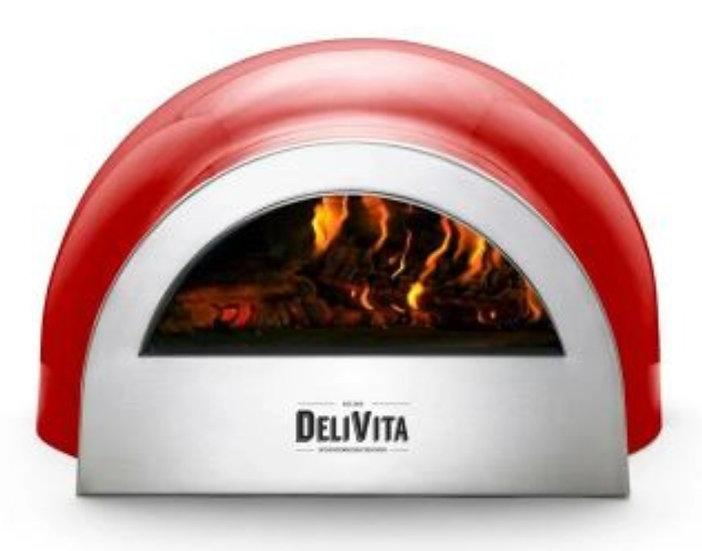 Delivita Oven (Chilli Red)