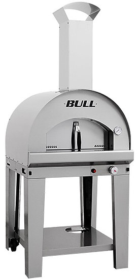 Bull Large Gas Fuelled Pizza Oven With Cart 66125CE