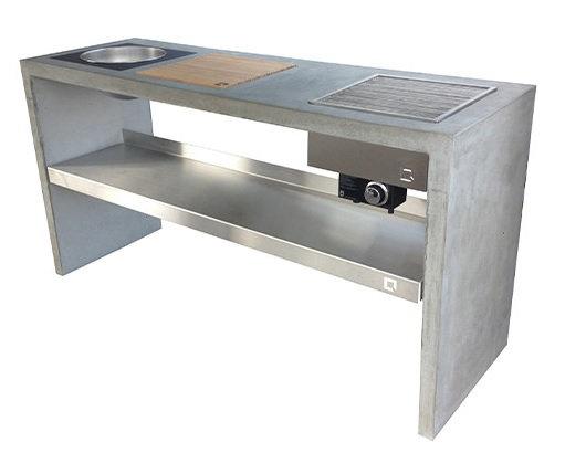 OneQ Concrete Table