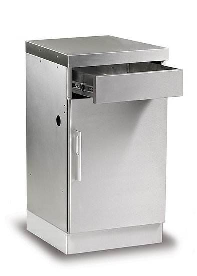 BeefEater Stainless Steel Cabinet with Drawer and Door (BD77020)