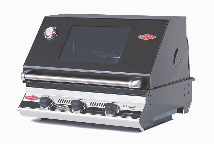 BeefEater 3 Burner S3000E 660mm Built-in Gas Grill (BS19932)