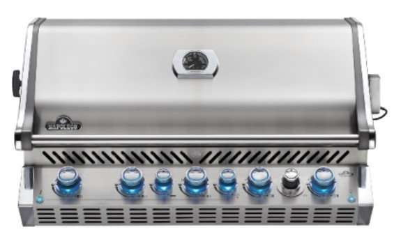 Napoleon Prestige PRO 665 Built-in Grill (NG)