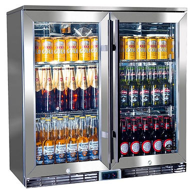 Commercial Grade Outdoor Beverage Fridge