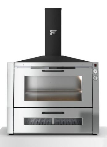 Fontana Char-Oven BBQ and Oven (Without Stand) (Char_Oven_Build_In)