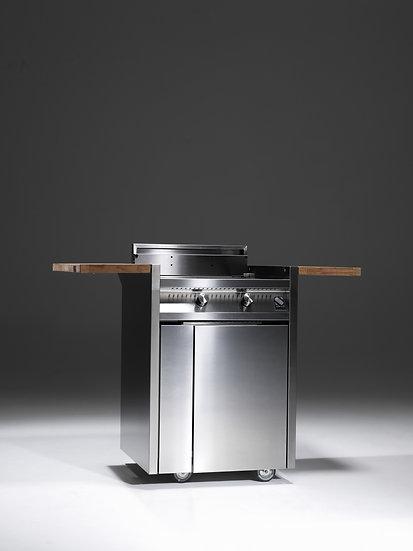 Steel Cuisine BBQ 17C-2