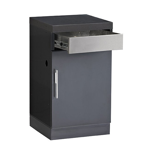 BeefEater Discovery Powder-Coated Cabinet with Drawer (BD77022)
