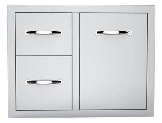 Sunstone Double Drawer & Tank or Trash Tray Combo A-LPCDD30