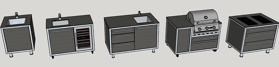 PROKS Cabinet Options