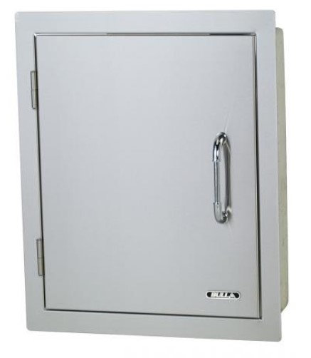 Bull Single Vertical Door Left Swing (98552)