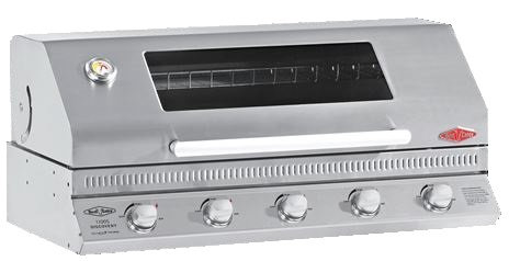 BeefEater 1100S Discovery Series - 5 Burner BBQ Only (BD16350)
