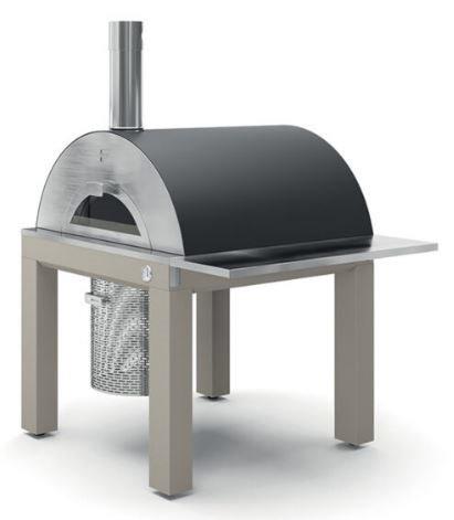 Fontana Ballagio Wood Fired Oven with Cart (Bellagio_Cart_Wood)