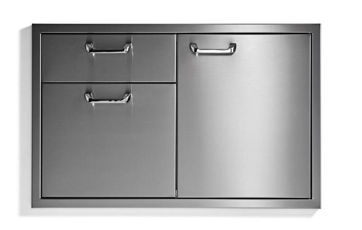 "Lynx Classic 30"" Double Drawer Combo & Trash Centre (CTA30)"