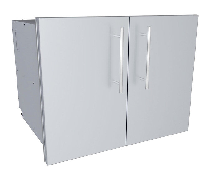 Sunstone Designer Double Door Dry Storage (DE-DDP30)