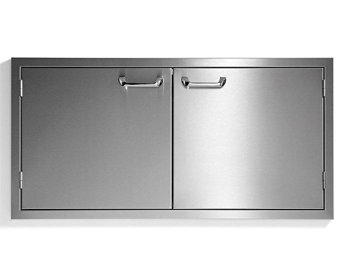 "Lynx Sedona 42"" Double Access Doors (LDR742)"