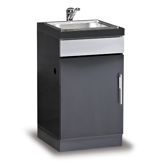 BeefEater Discovery Powder-Coated Sink Cabinet (BD77012)