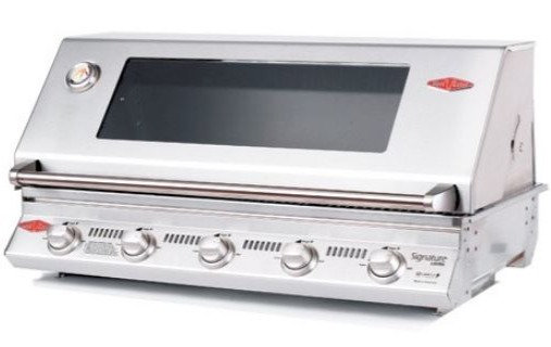 BeefEater 5 Burner S3000SS 973mm Built-in Gas Grill (Stainless Steel Cook Pack)