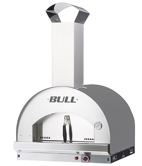Bull Extra Large Wood-Fired Pizza Oven (66040)