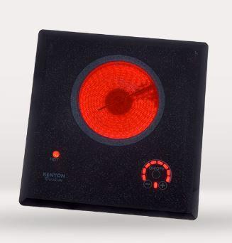 Kenyon Lite Touch Single Ring Electric Side Burner.