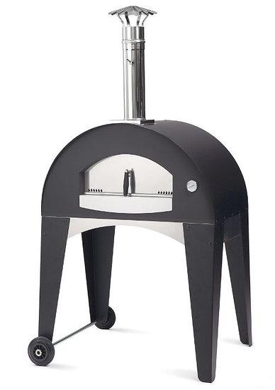 Fontana Amalfi Line Wood Fired Oven with Integrated Cart (Amalfi_Cart_Wood)