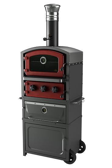 Fornetto Oven Alto - Red