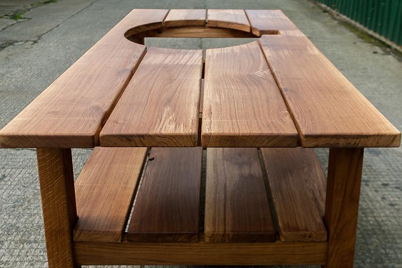 Woodland Mill Oak Table