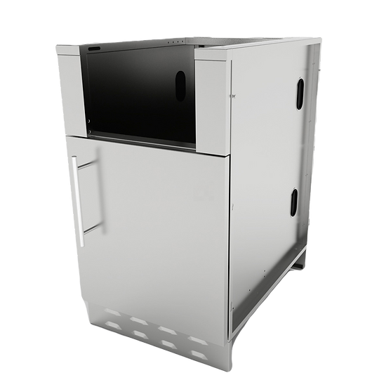 Sunstone Burner/Cocktail Station Cabinet - excludes worktop & burner (SAC20CSDR)