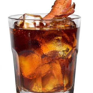 Bacon Bourbon Manhattan